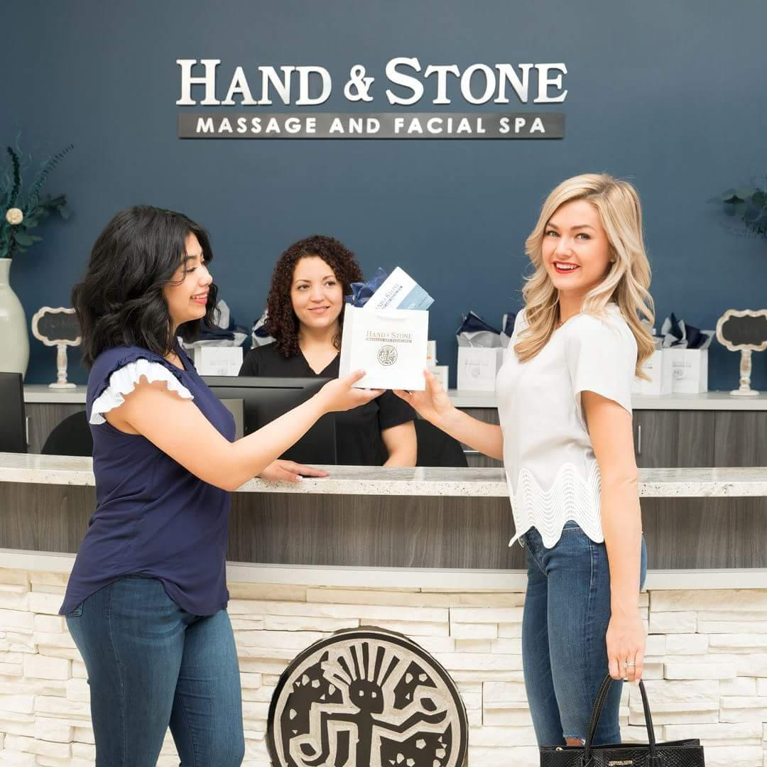 Try Hand & Stone