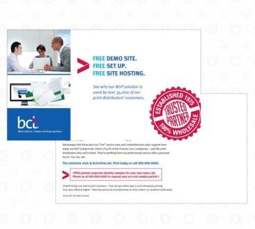 BCT Postcard