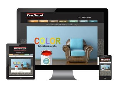 Don Smith Paint Company