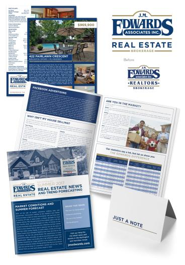 J.M. Edwards Associates Real Estate Brokerage