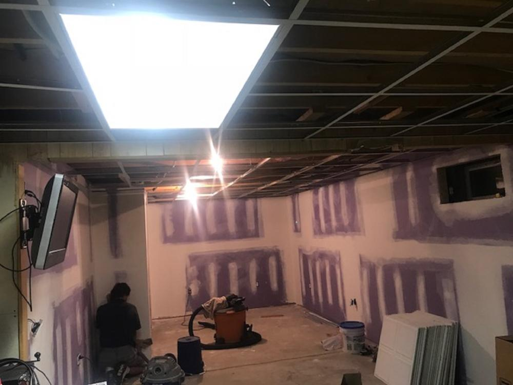 Installing and Finishing Drywall in West Wyoming