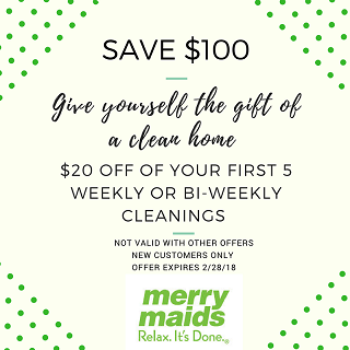 Cleaning Service In North Augusta Sc Merry Maids