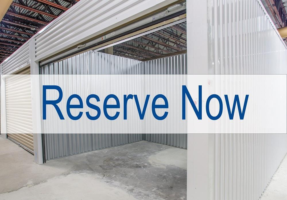 Niceville Self Storage Reserve Now!