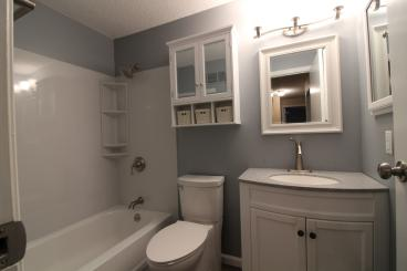 Bathroom Update in Westerville- After