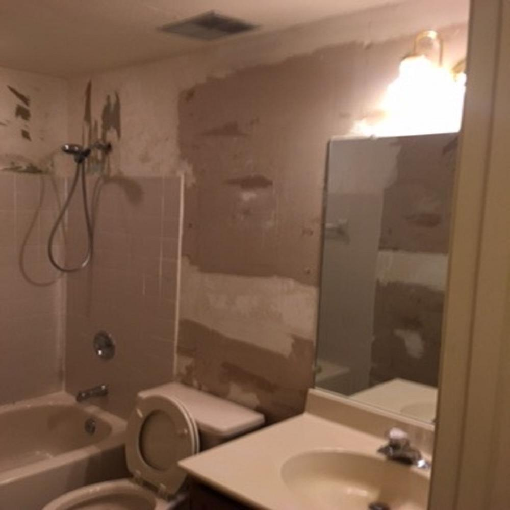 Bathroom Remodel ~Ellicott City, MD