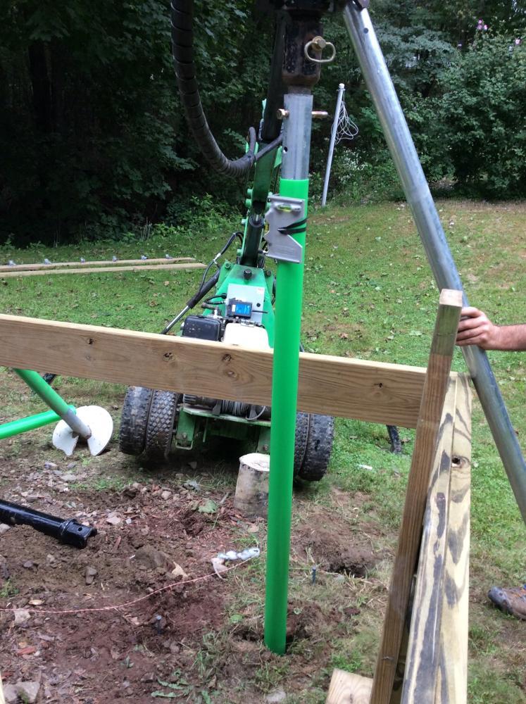 Deck Construction in Larksville