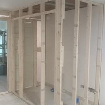 Basement Closet Remodel ~ Ellicott City, MD
