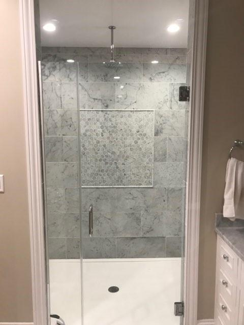 Shower Remodel in St. Louis, MO