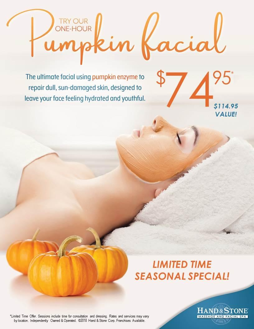 October Facial Special - Just $15 upgrade!