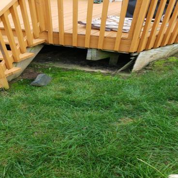 Deck Repair ~ Laurel, MD