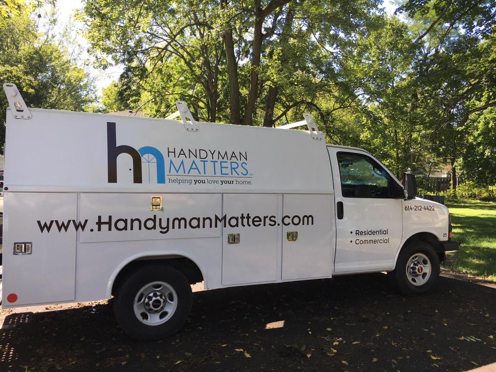 Handyman Matters Vehicle