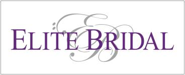 A vinyl banner for a bridal shop