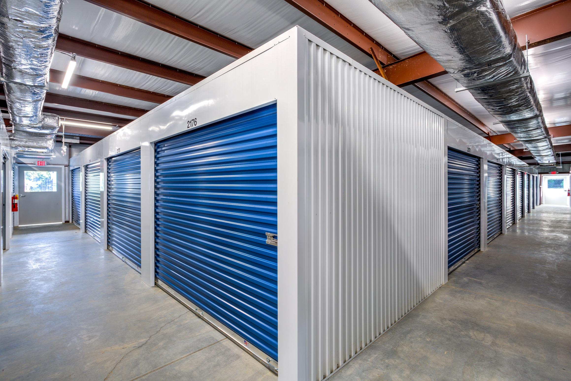 New Climate Control Building