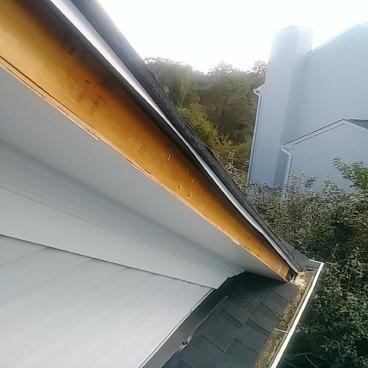Exterior Wood Replacement ~ Laurel, MD