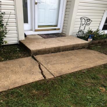 Concrete Repair ~ Randalstown, MD