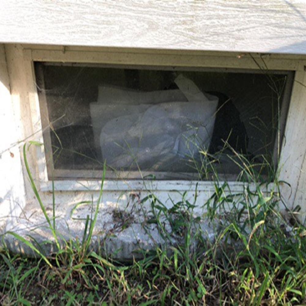Basement Window and Trim replacement ~ Reicherstown, MD