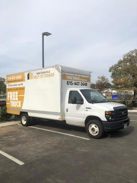 Free Truck With Move In