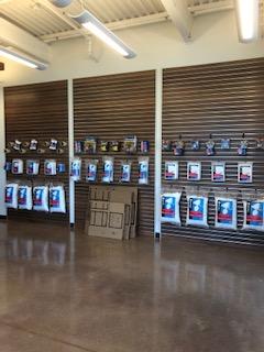 Retail Wall