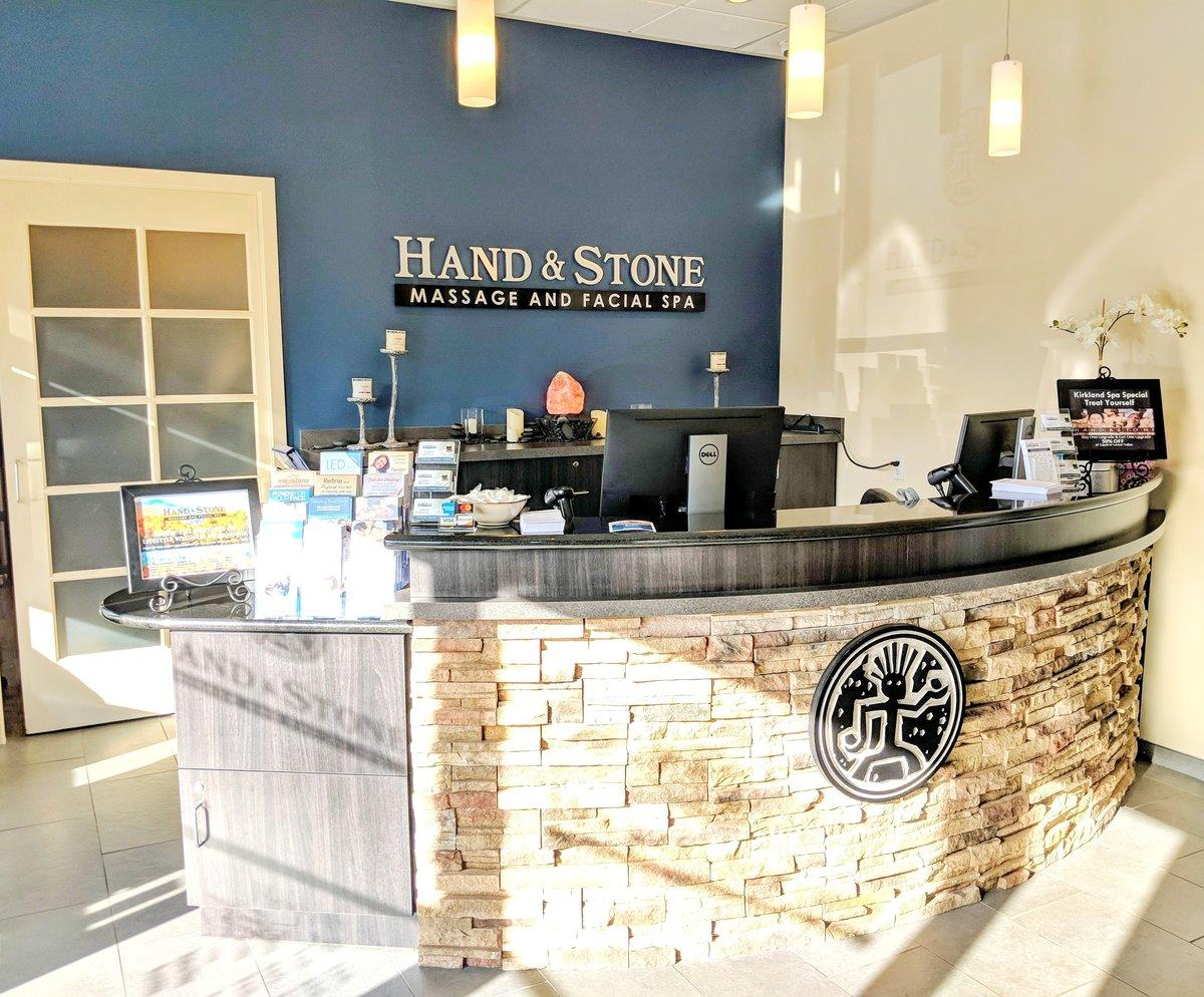 Hand & Stone Massage and Facial Spa - Kirkland