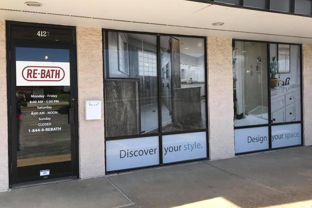 Located at the southeast corner of 84th and F Street in Omaha, Nebraska. We feature walk-in showers, ADA tub, ADA showers, Tub & Shower surrounds, custom cabinetry and more!