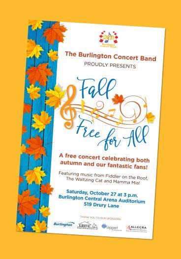 Burlington Concert Band