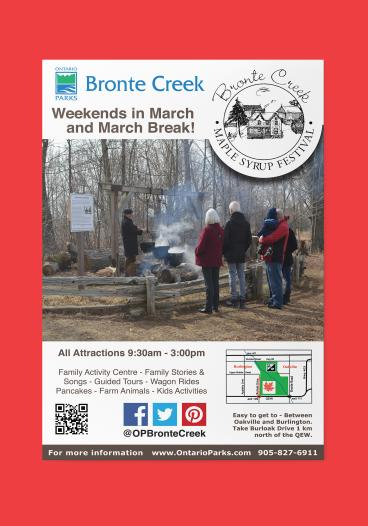 Bronte Creek Provincial Park