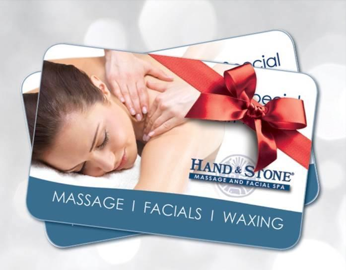 Hand & Stone Spa Gift Card