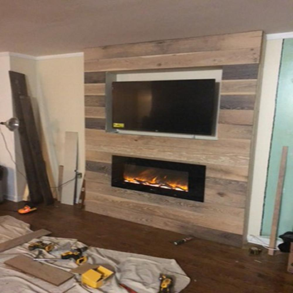 Accent Wall remodel ~ Columbia, MD