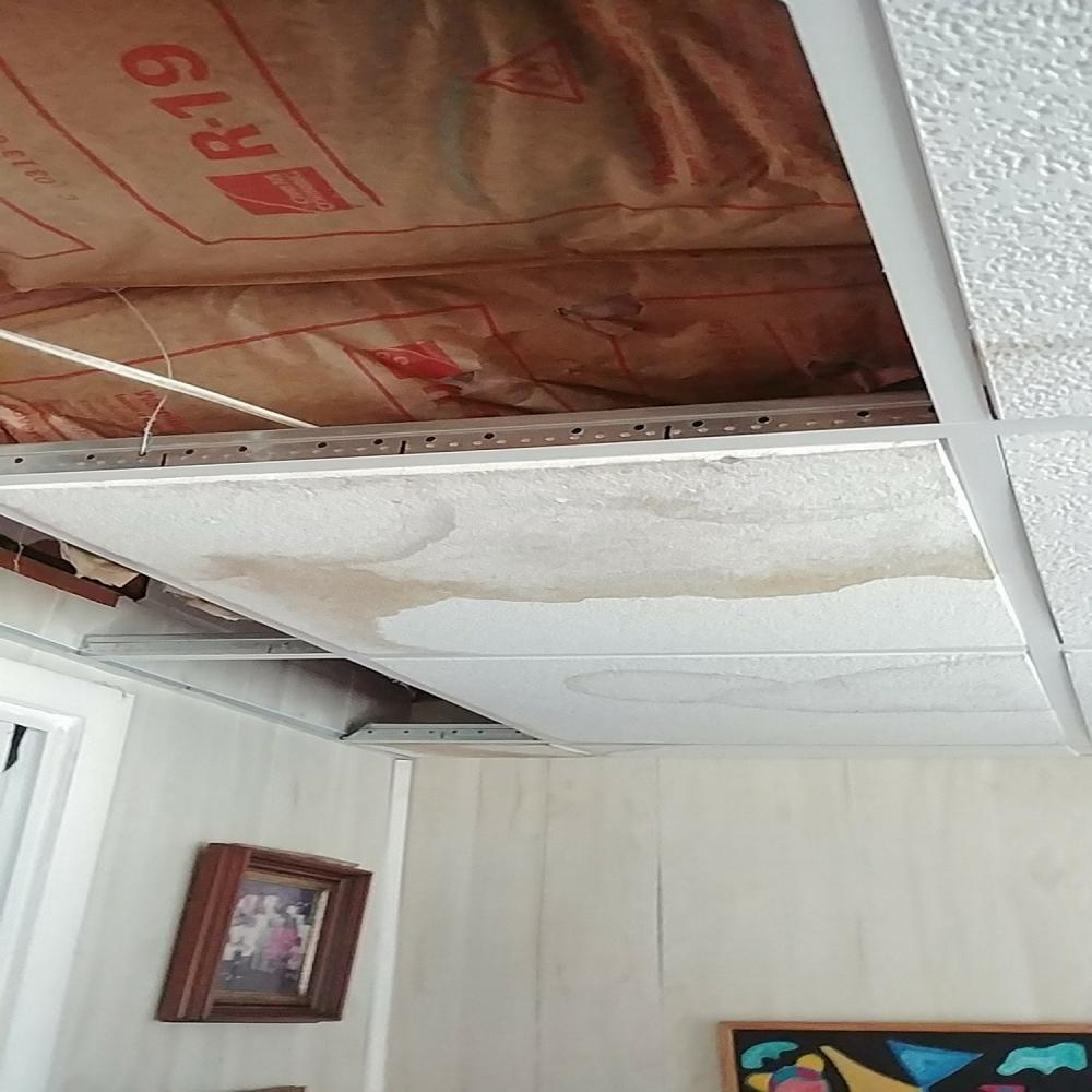 Plumbing Repair From Above ~ Towson, MD