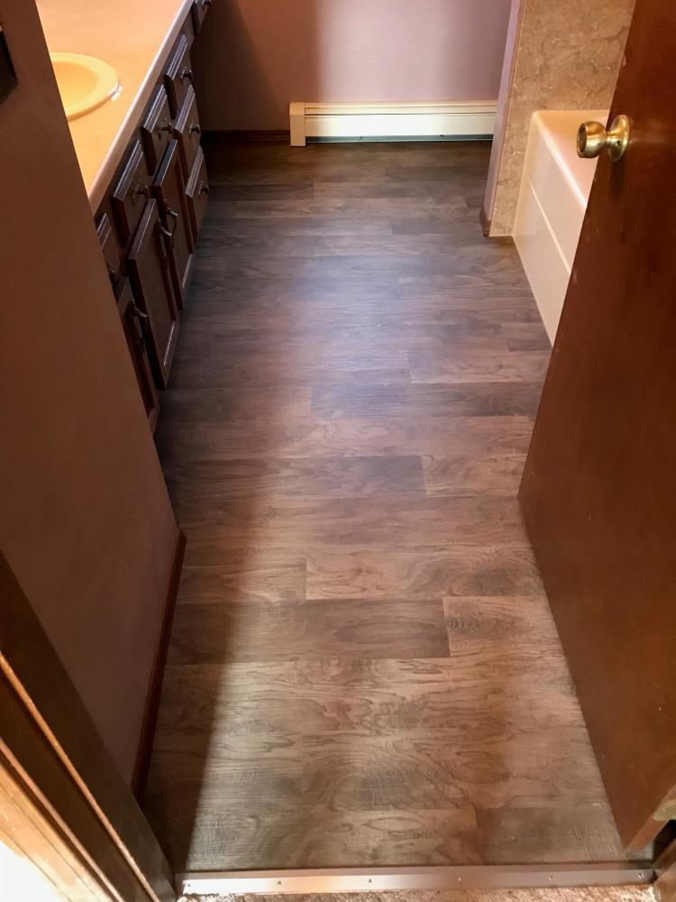 Luminations Supreme versa, Ashland Flooring.