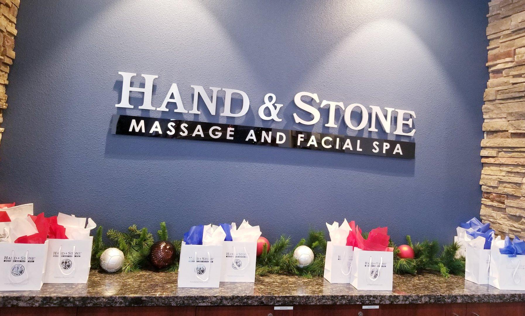 Christmas at Hand & Stone