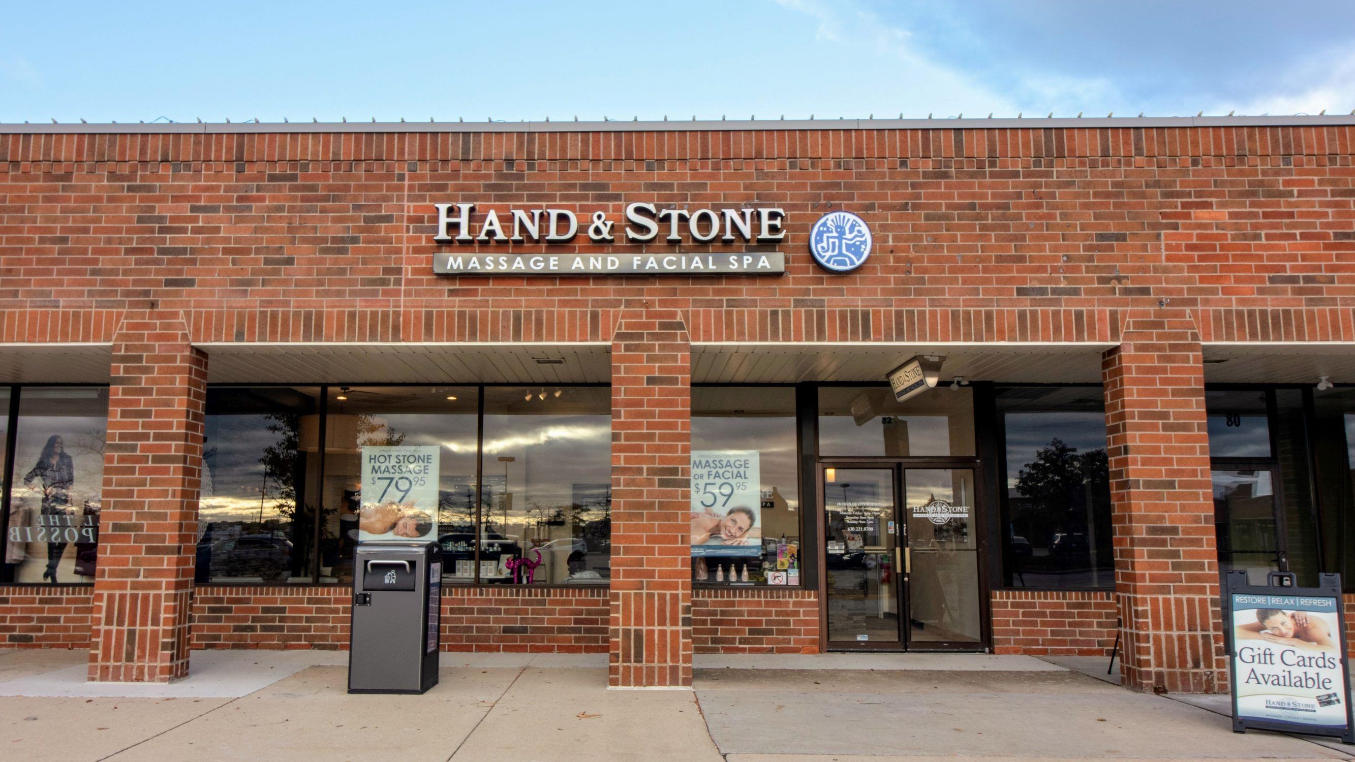 Hand & Stone Wheaton IL