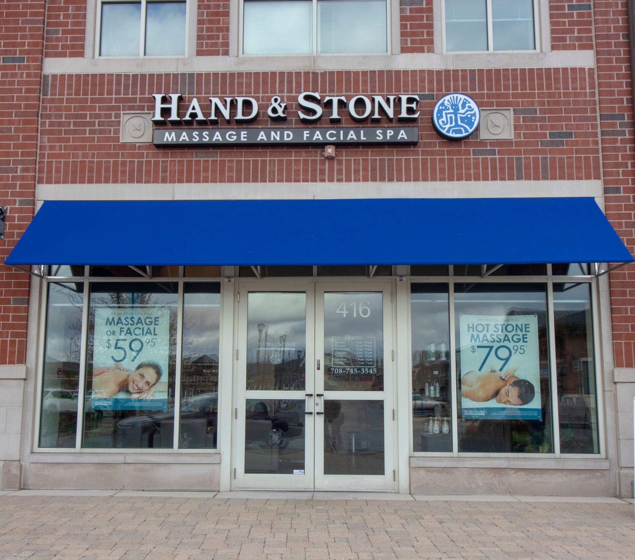 Hand & Stone Orland Park IL