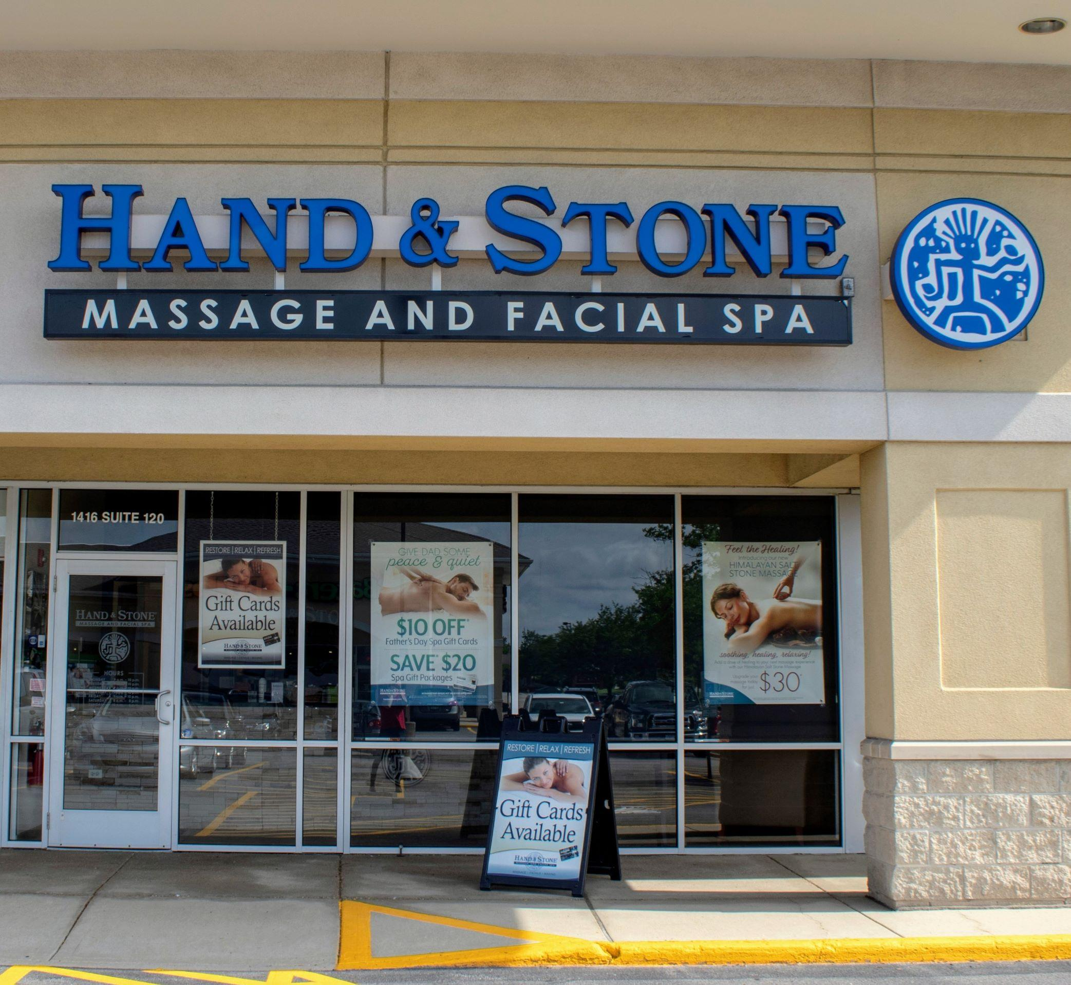 Welcome to Hand & Stone