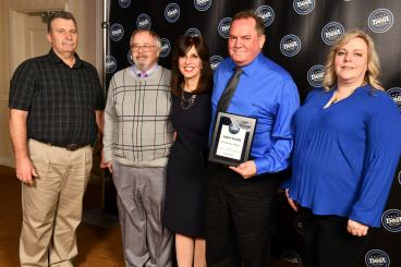 2018 1st Place to Ace Handyman Services the
