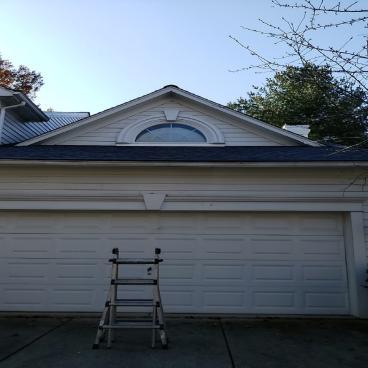 Exterior Widow Trim Repair ~ Sykesville, MD