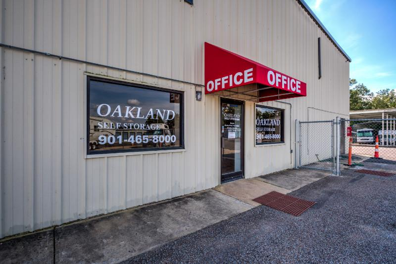 Office Entry Door