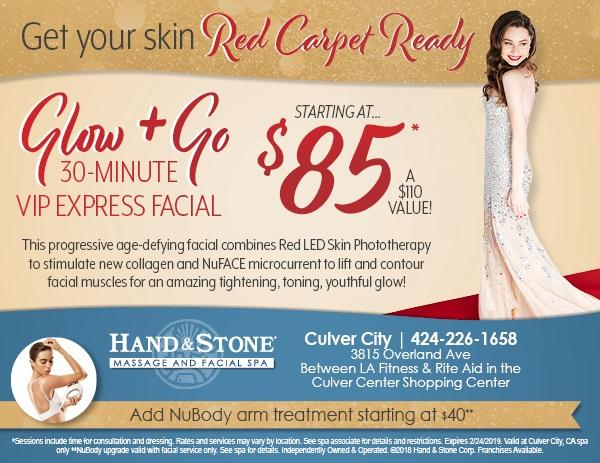 Get Glowing For the Holidays!