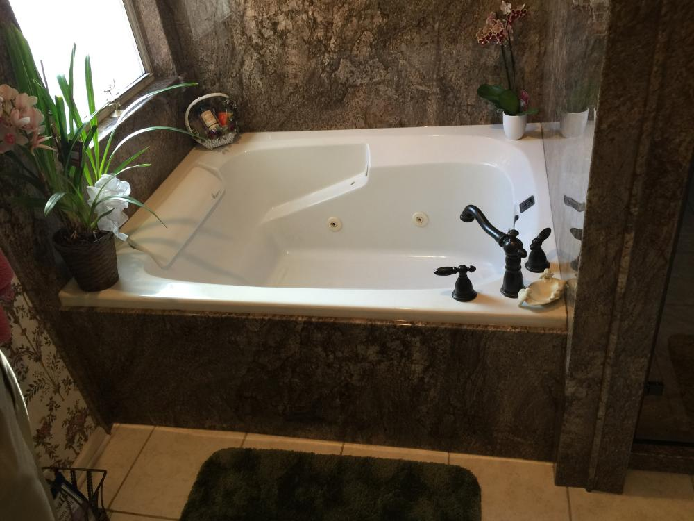 Whirlpool Tub Replacement