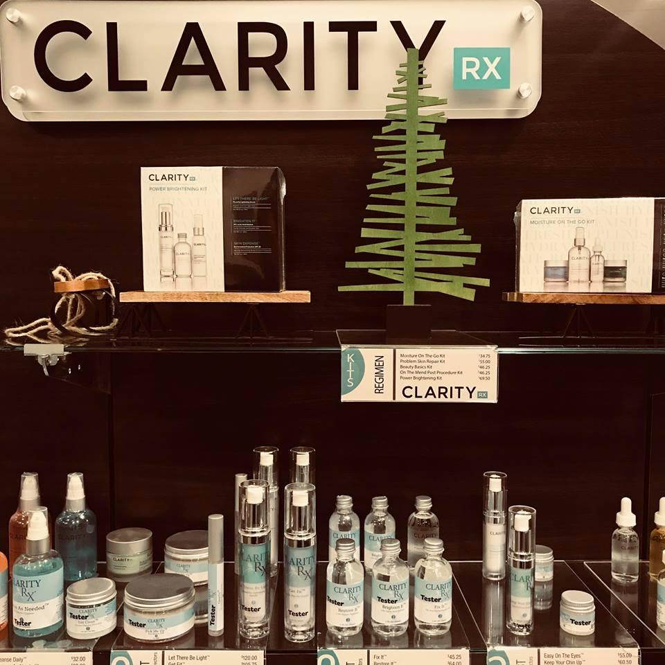 Clarity retail area