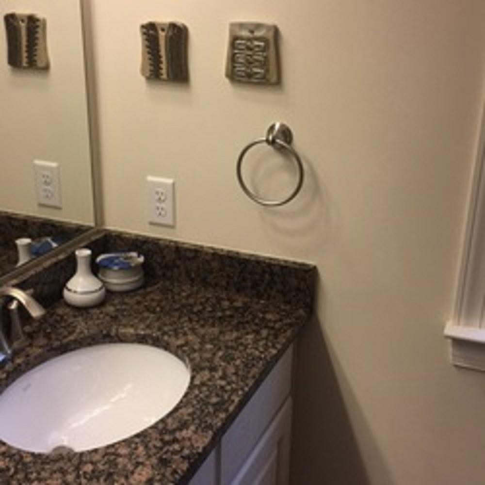 Towel Ring Installed ~ Columbia, MD