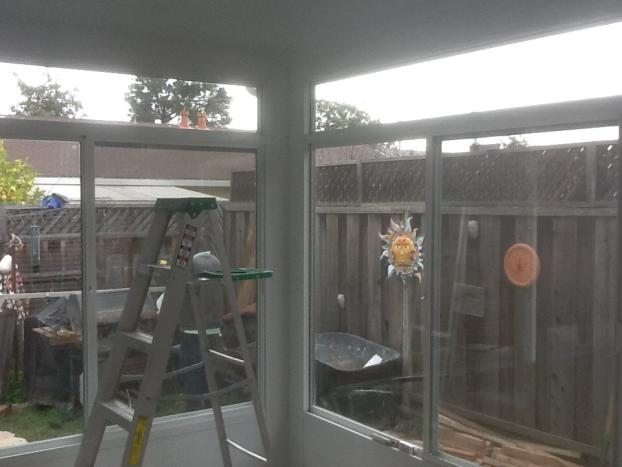 Series 230 Sun and Shade Sunroom / Interior