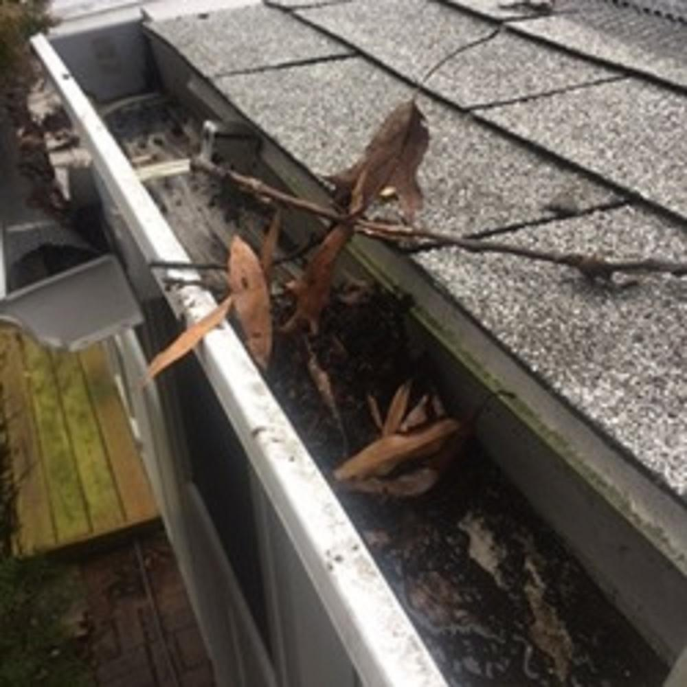 Gutter Cleaning ~ Ellicott City, MD