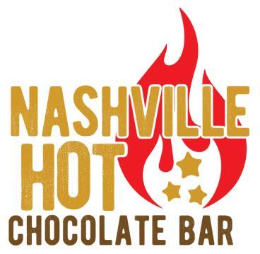 Logo for chocolate bar