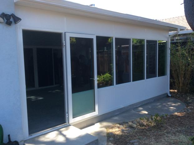 Series 230 Sun and Shade Sunroom