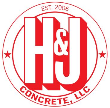 H&J Concrete Logo