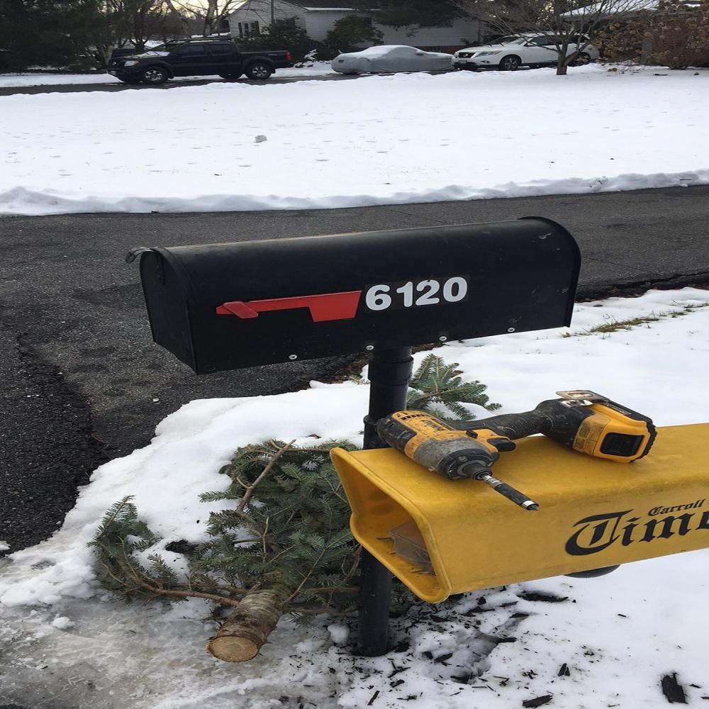Mailbox Repair ~ Columbia, MD