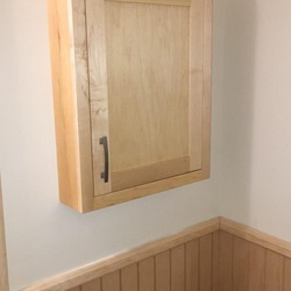 Medicine Cabinet Installation ~ Ellicott City, MD