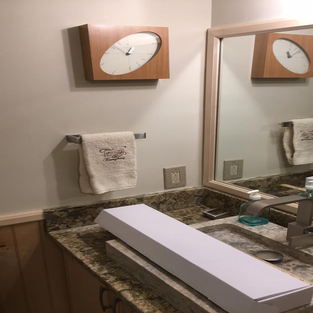 Towel Bar Installation ~ Columbia, MD