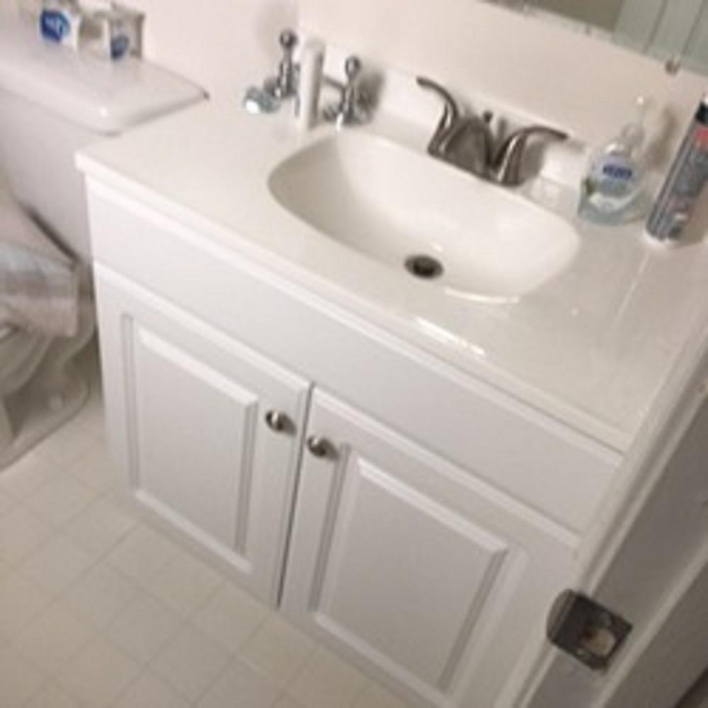 Vanity Installation ~ Catonsville, MD